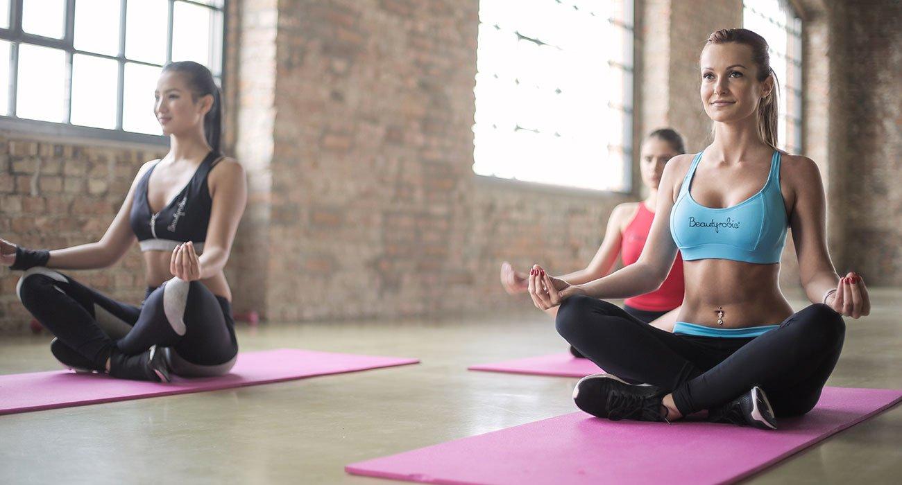 corso hata yoga palestra be active