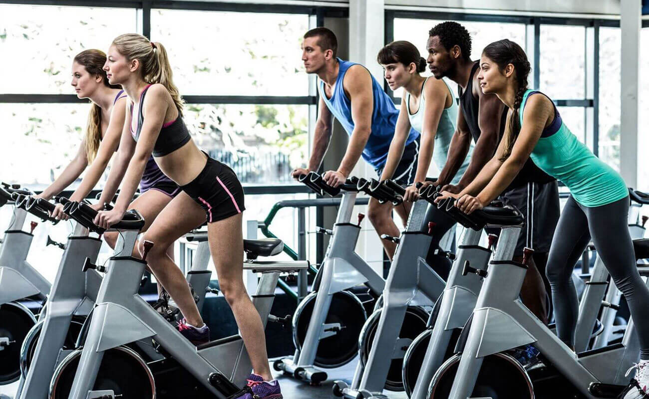 corso spinning palestra be active